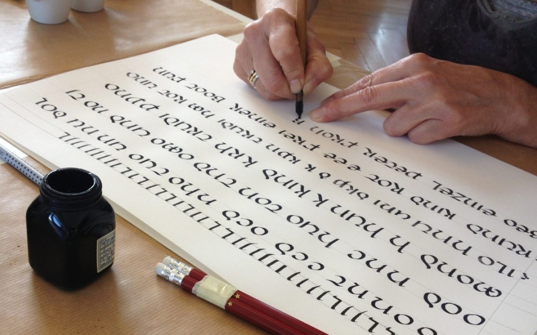 Mendrisio: calligrafia base
