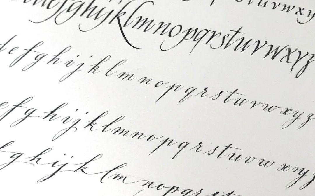 Kalligraphie Kurse in Zürich