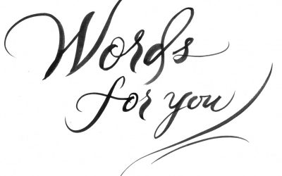 words for you